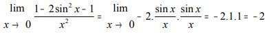 soal limit fungsi aljabar no 10-1
