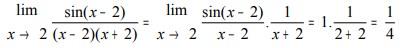 soal limit fungsi aljabar no 11-1