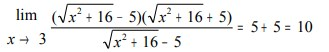 soal limit fungsi aljabar no 24-1