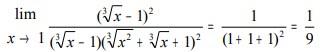 soal limit fungsi aljabar no 29-1