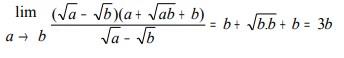 soal limit fungsi aljabar no 31-1