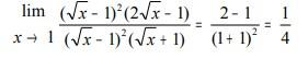 soal limit fungsi aljabar no 33-1