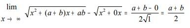 soal limit fungsi aljabar no 40-1