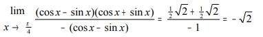soal limit fungsi aljabar no 41-1