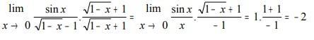 soal limit fungsi aljabar no 48-1