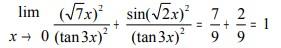 soal limit fungsi aljabar no 54-1