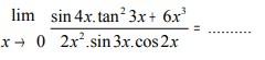 soal limit fungsi aljabar no 58