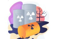 Unsur Radioaktif - Pengertian, Jenis dan Penggunaan dalam Kehidupan