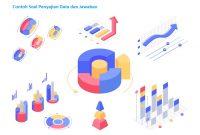 Contoh Soal Penyajian Data dan Jawaban