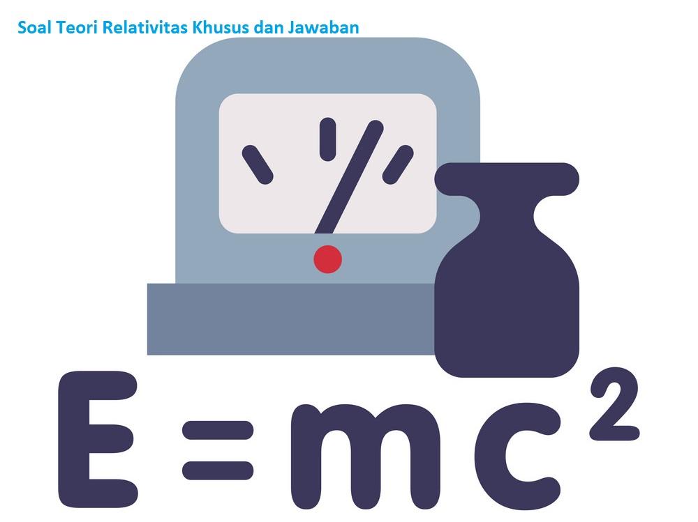 Soal Teori Relativitas Khusus dan Jawaban