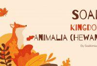 Soal Kingdom Animalia (Hewan)