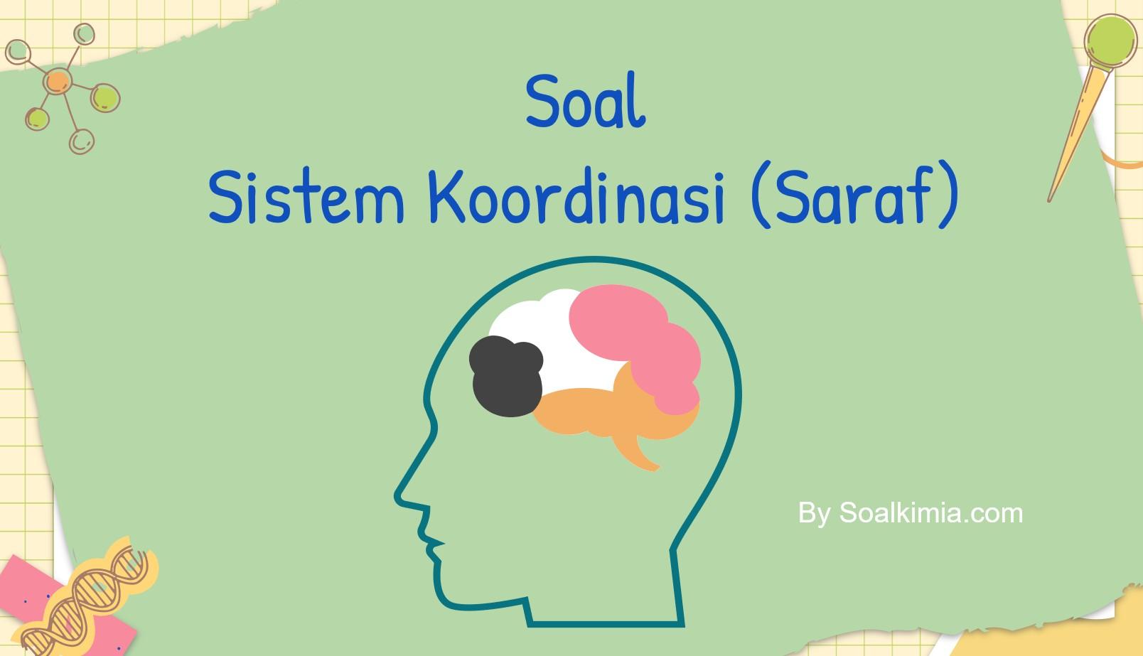 Soal Sistem Koordinasi (Saraf)