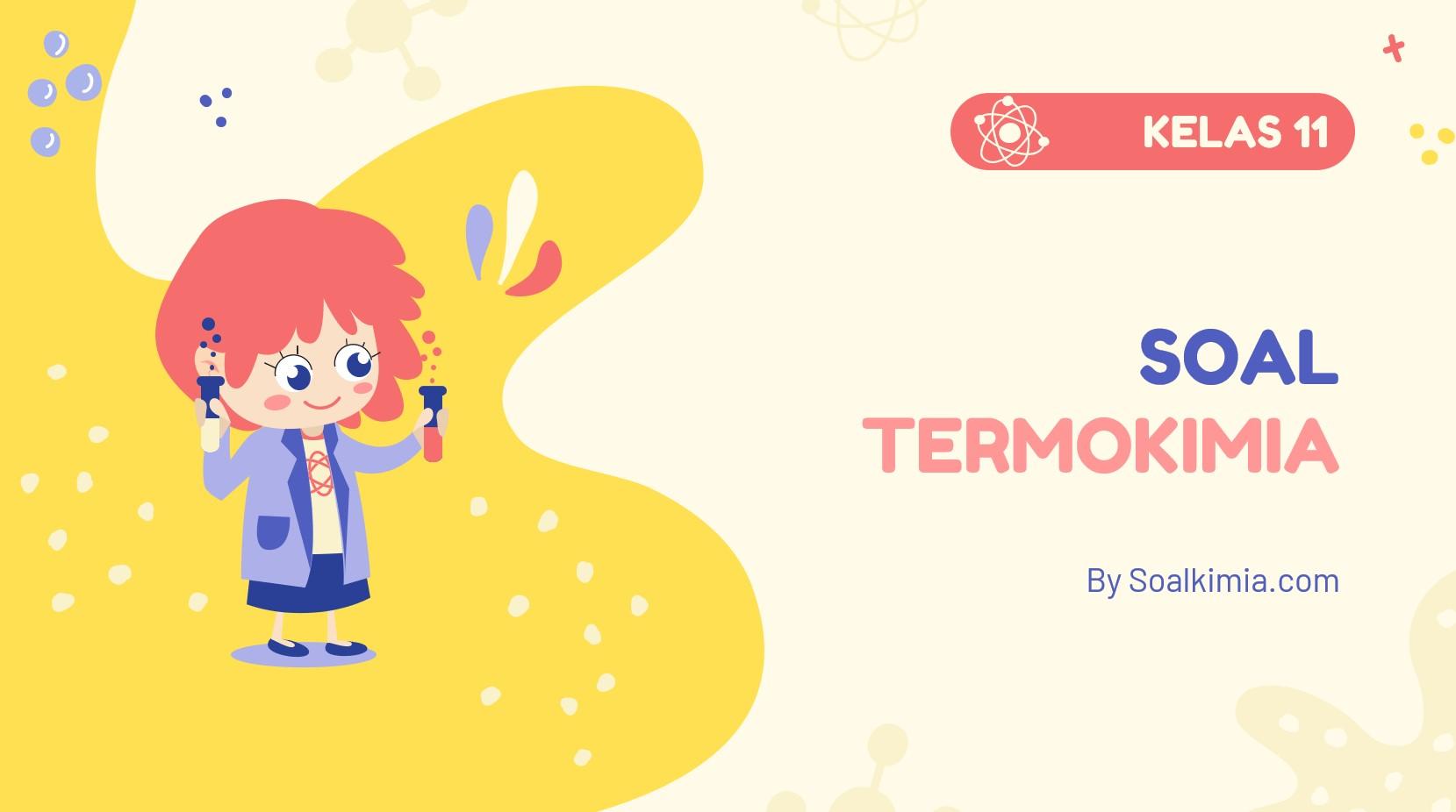 Soal termokimia